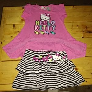 Adorable Hello Kitty Outfit!!